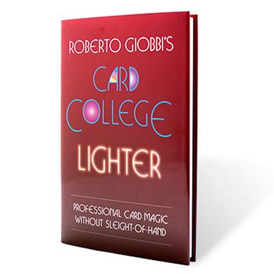 CARD COLLEGE LIGHTER - Roberto Giobbi
