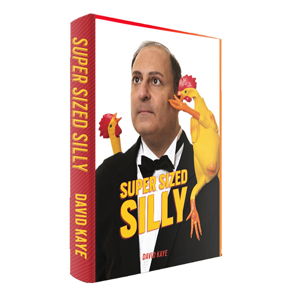 SUPER SIZED SILLY - David Kaye