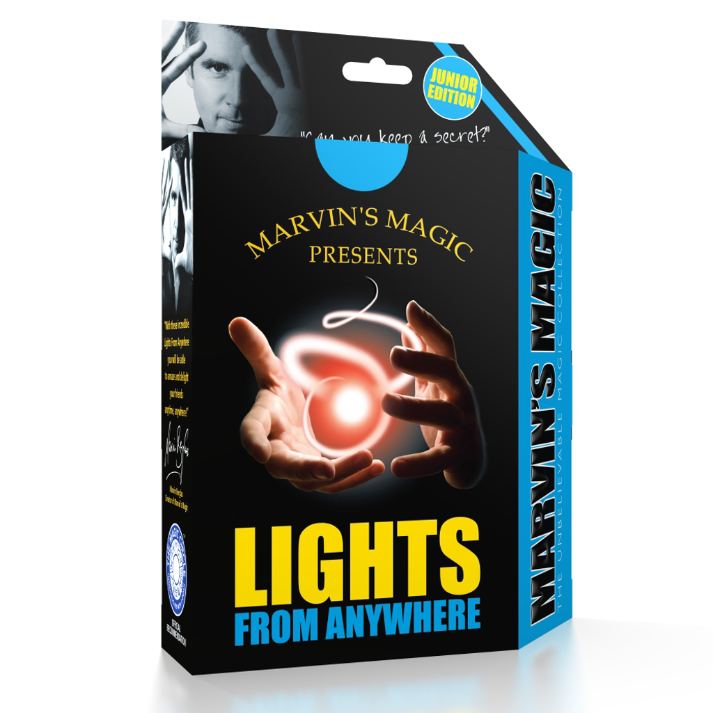 LIGHTS FROM ANYWHERE - JUNIOR SIZE