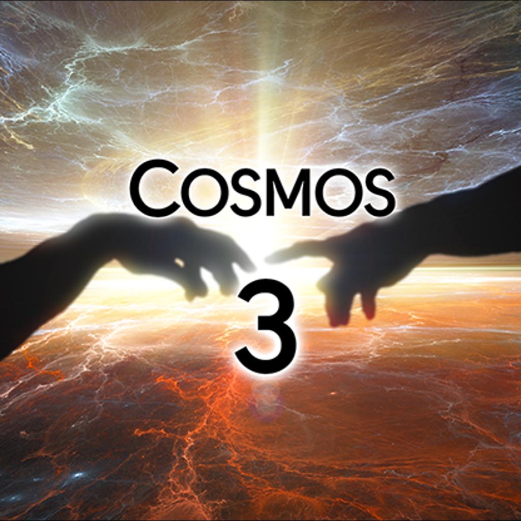 COSMOS 3 - Greg Rostami