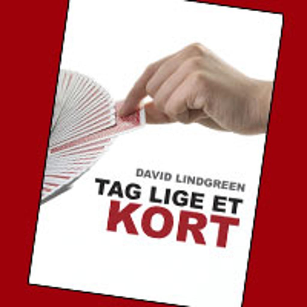 TAG LIGE ET KORT af David Lindgreen