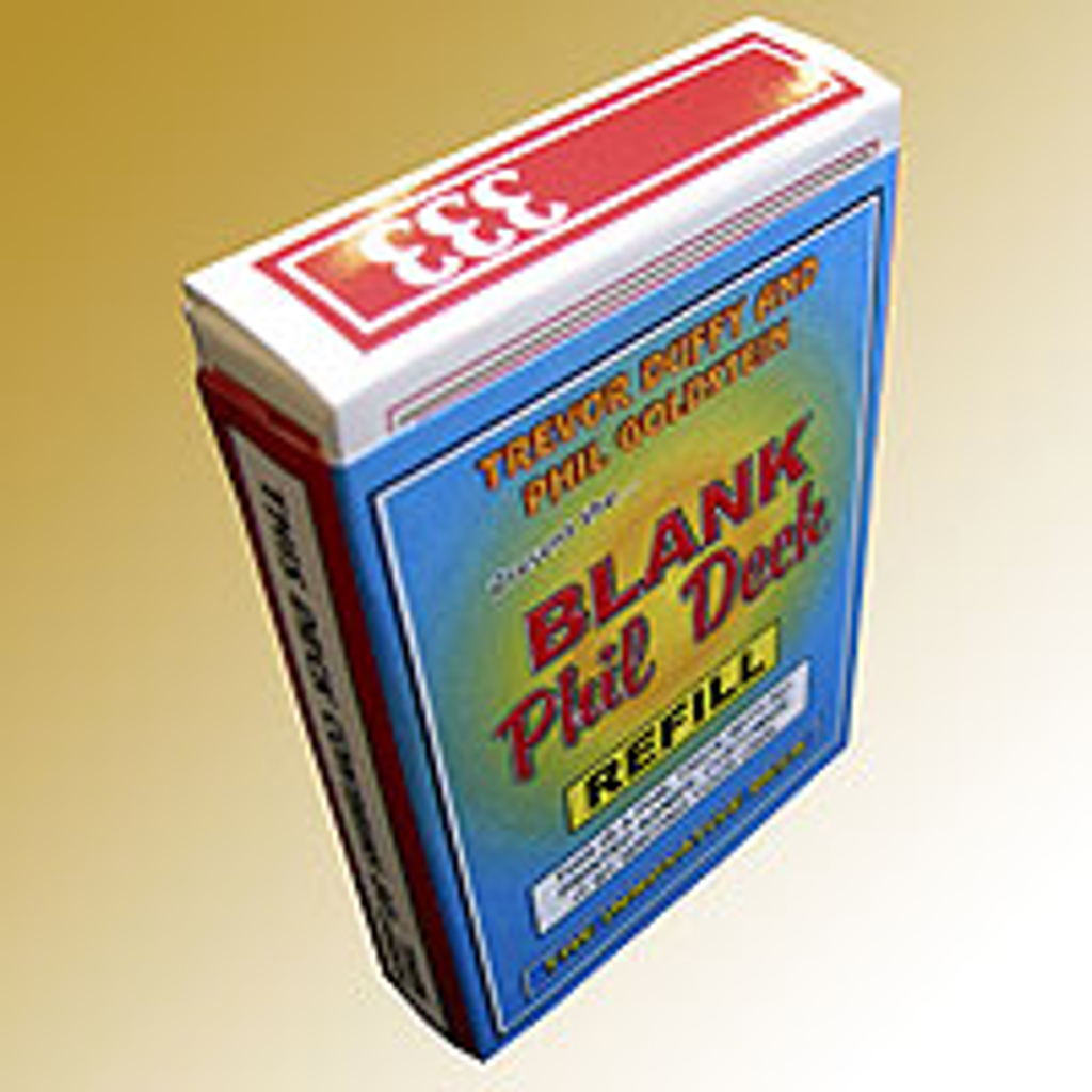 THE PHIL DECK - Trevor Duffy