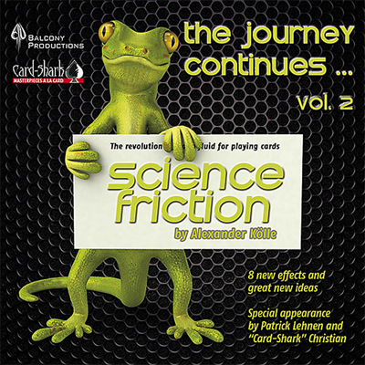 SCIENCE FRICTION - VOL. 2