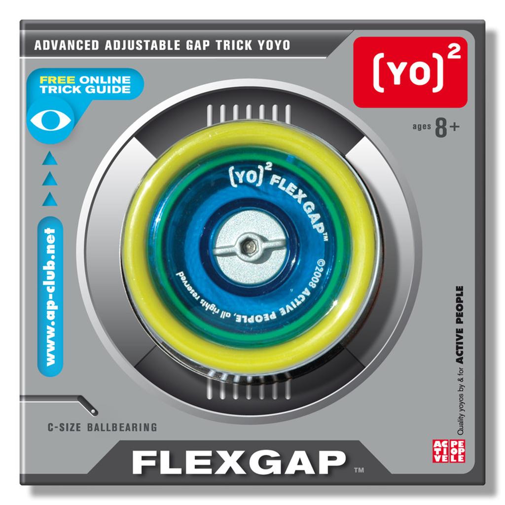 YOYO FLEX GAP (YO)2 - yellow