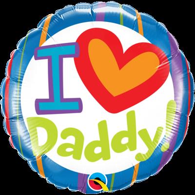 I LOVE DADDY!