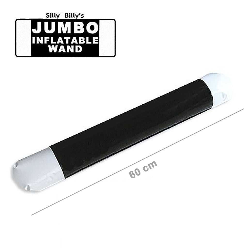 INFLATABLE JUMBO WANDS - fra Silly Billy