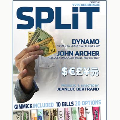 SPLIT - Yves Doumergue & JeanLuc Bertrand