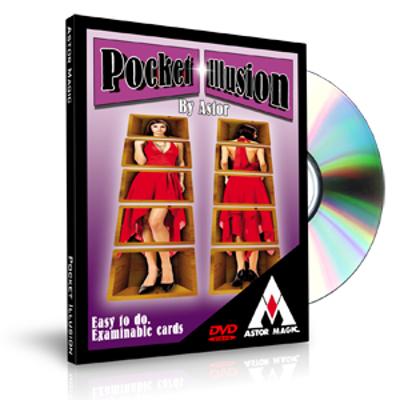 POCKET ILLUSION - Astor