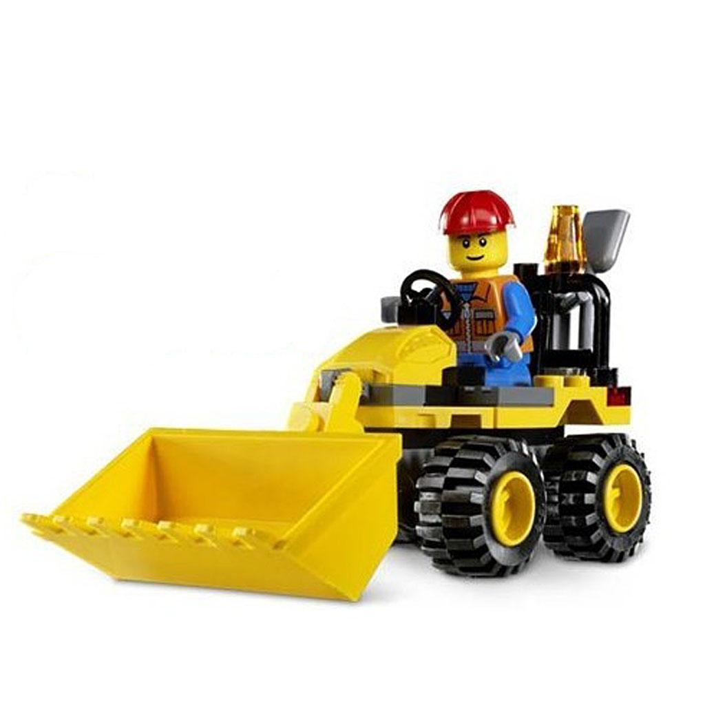 CESARAL LEGO CAR - César Alonso