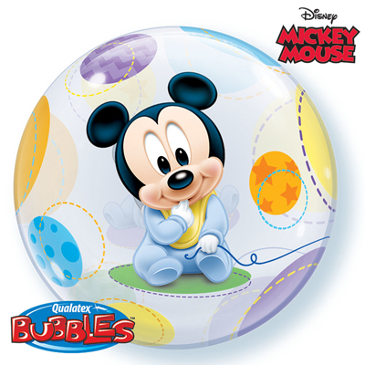 BABY MICKEY BUBBLE