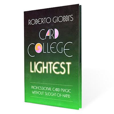CARD COLLEGE LIGHTEST - Roberto Giobbi