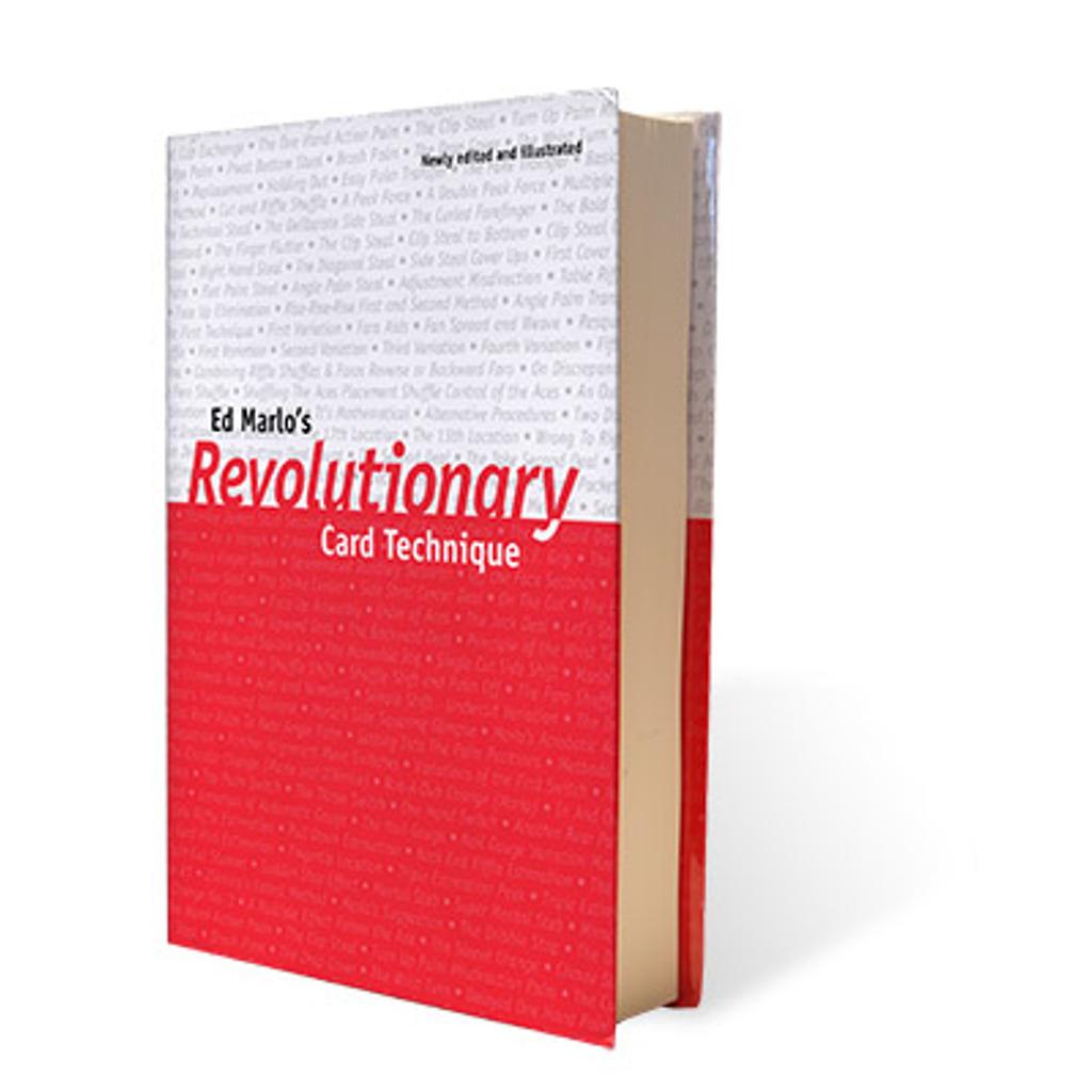 ED MARLO'S REVOLUTIONARY CARD TECHNIQUE