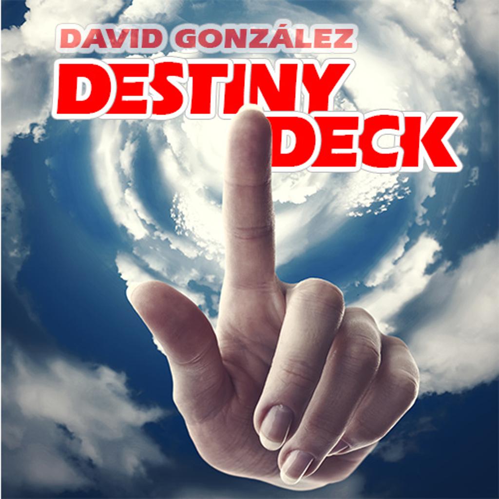 DESTINY DECK - David Gonzalez