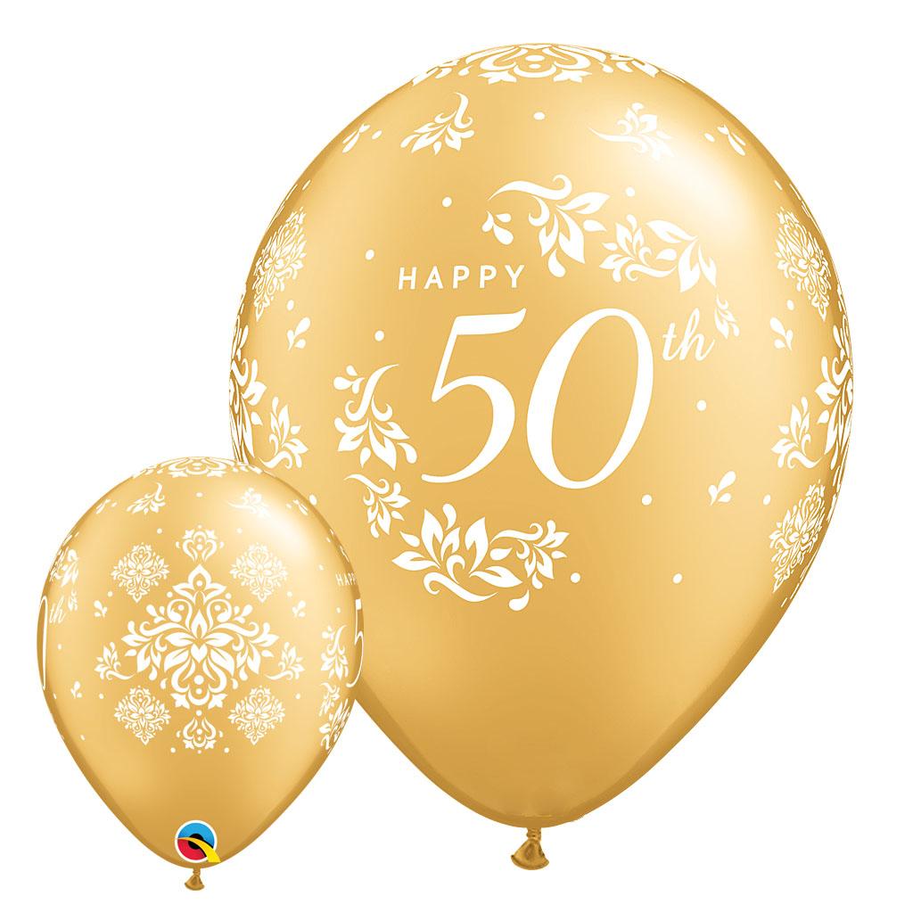 50TH ANNIVERSARY - 25 pcs.