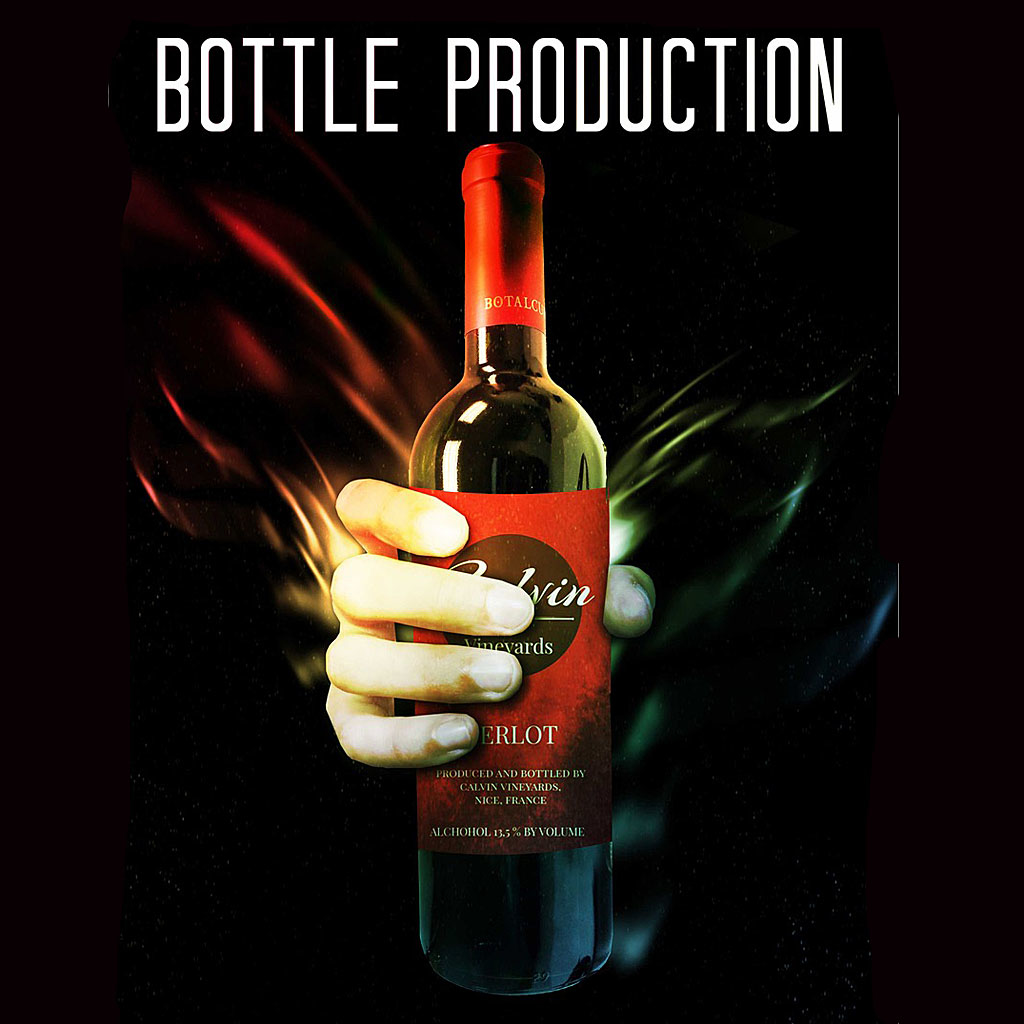 BOTTLE PRODUCTION - David Penn