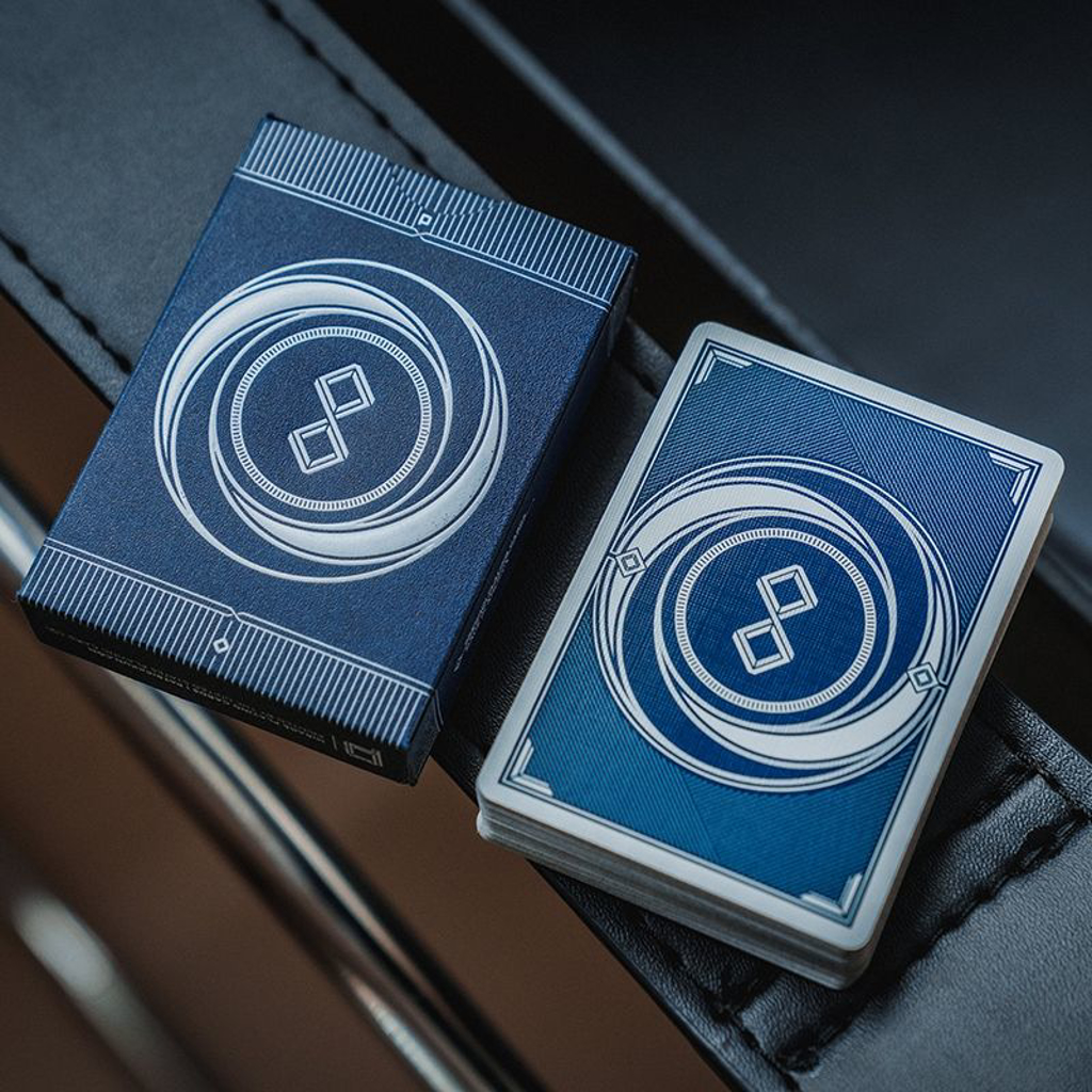 MIRAGE V4 PLAYING CARDS - Patrick Kun