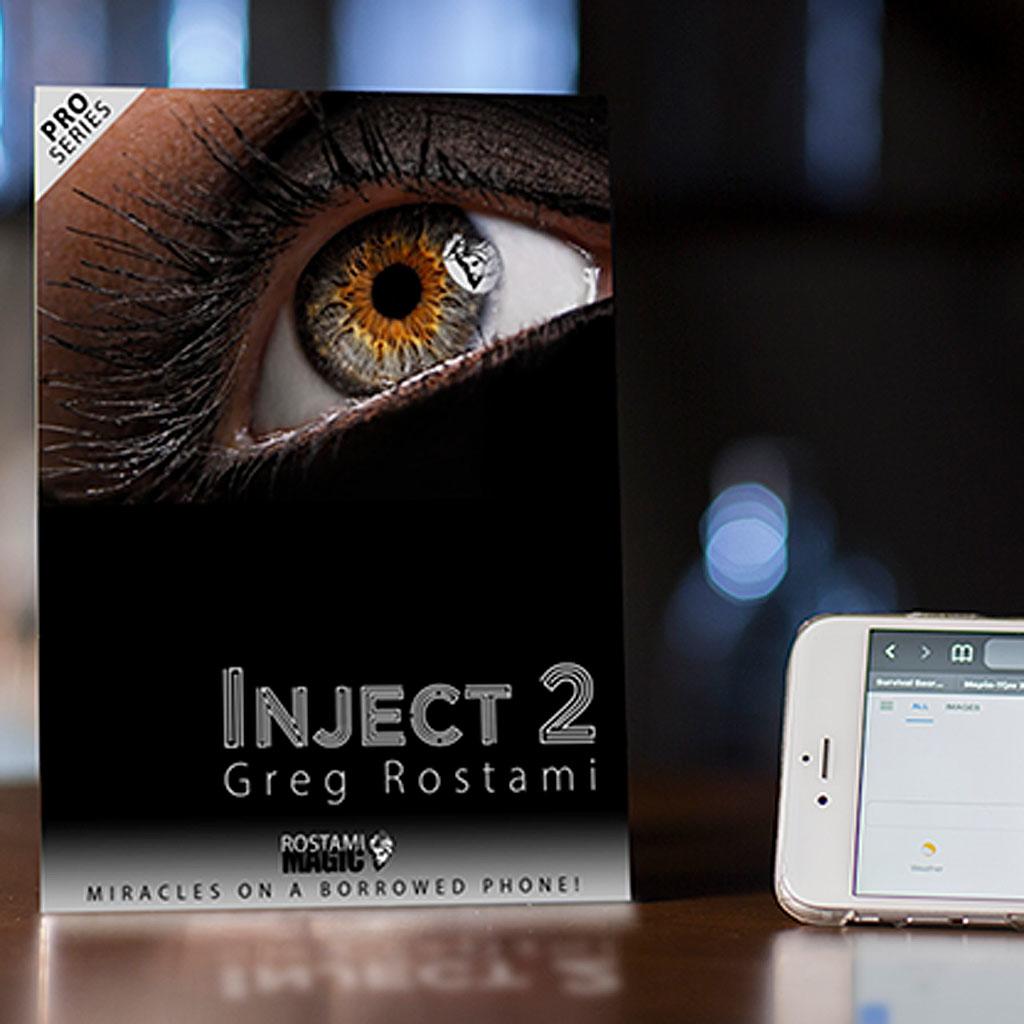 INJECT 2 SYSTEM - Greg Rostami