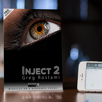 INJECT 2 SYSTEM - Greg Rostami