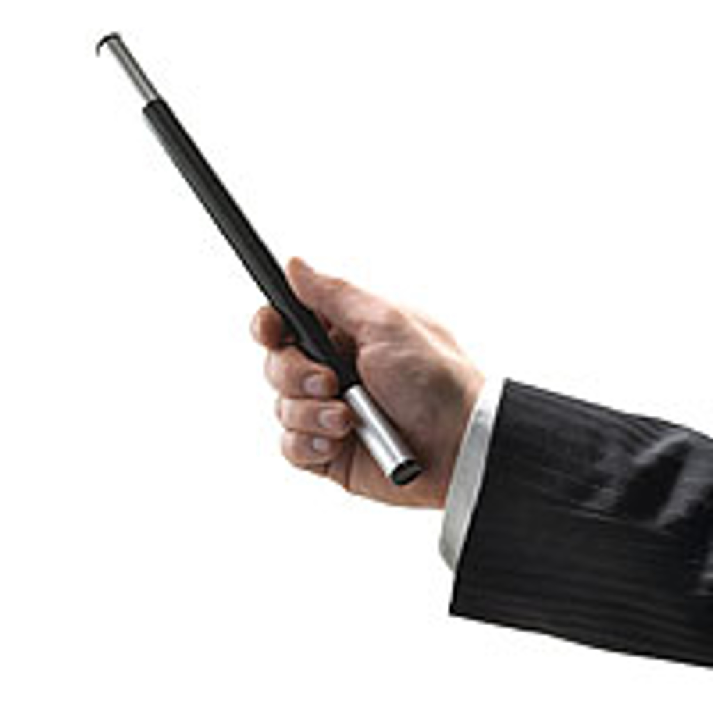 MAGIC WAND WITH 5 TRICKS