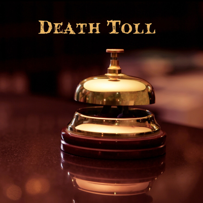 DEATH TOLL BELL - Christophter Taylor