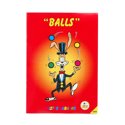 BALLS BOOKLET - Mr. Babache