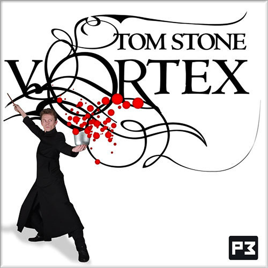 VORTEX DVD - Tom Stone