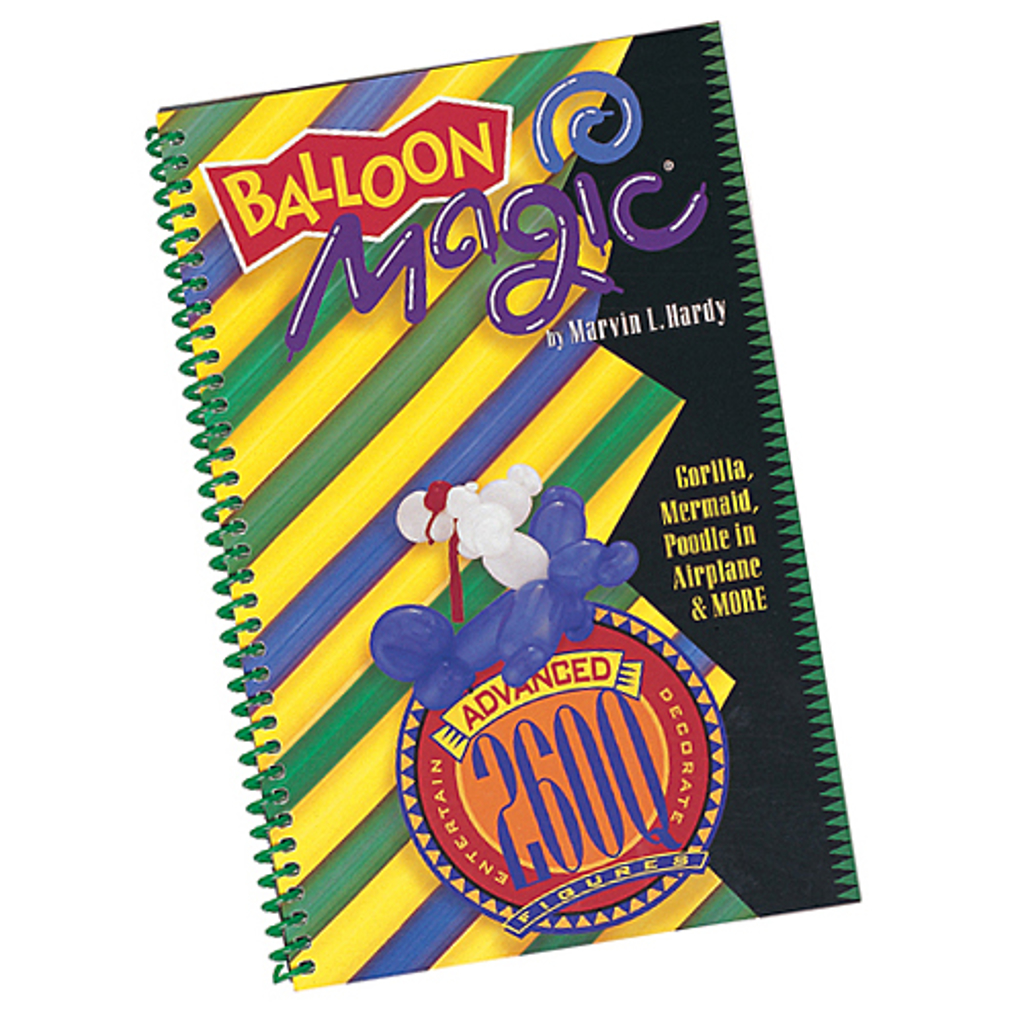 BALLOON MAGIC ADVANCED - af Marvin Hardy