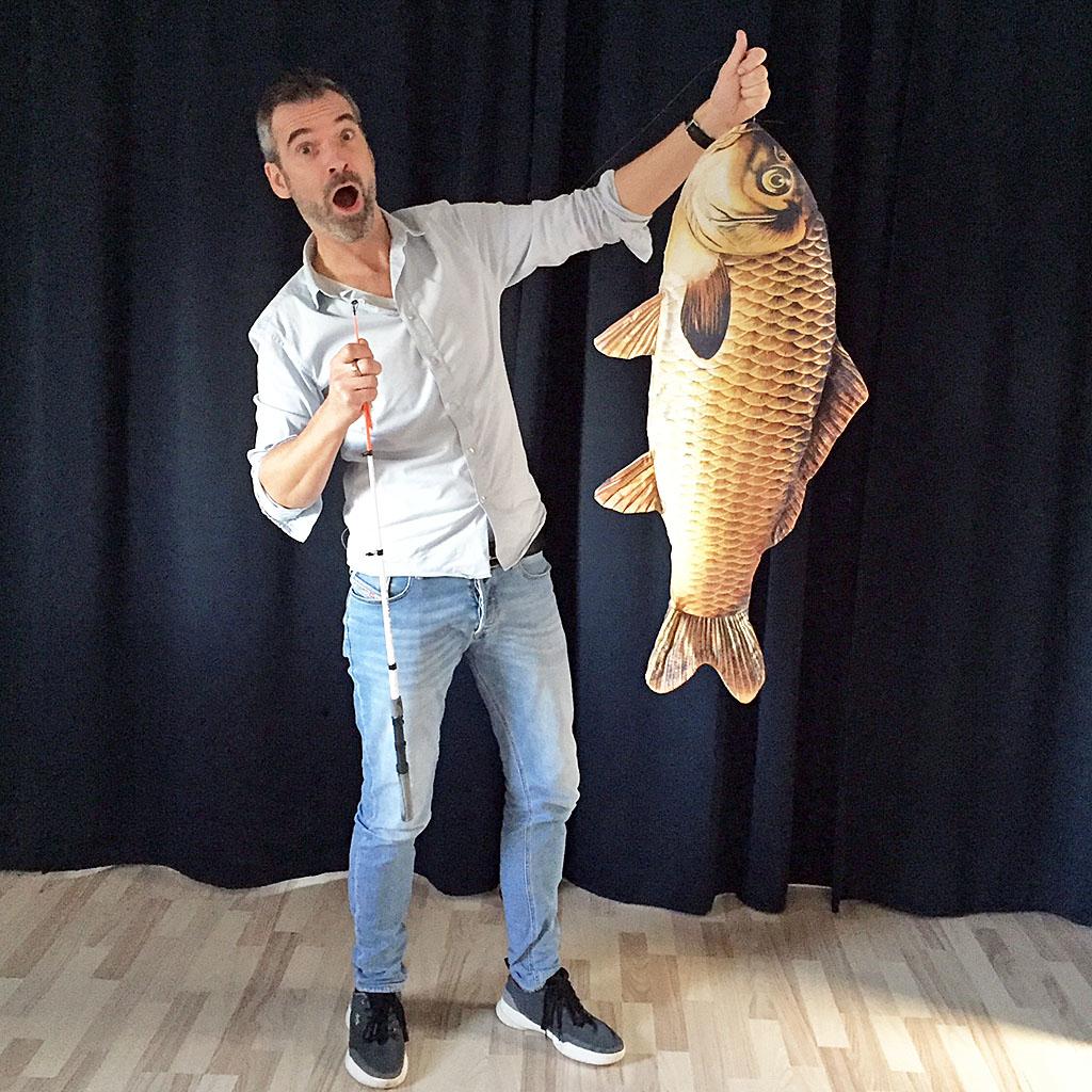 THE APPEARING BIG FISH - Valeriy Bastrakov