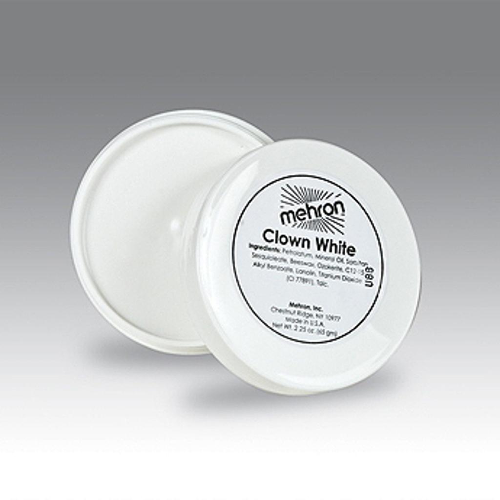 CLOWN WHITE - 200 GRAM