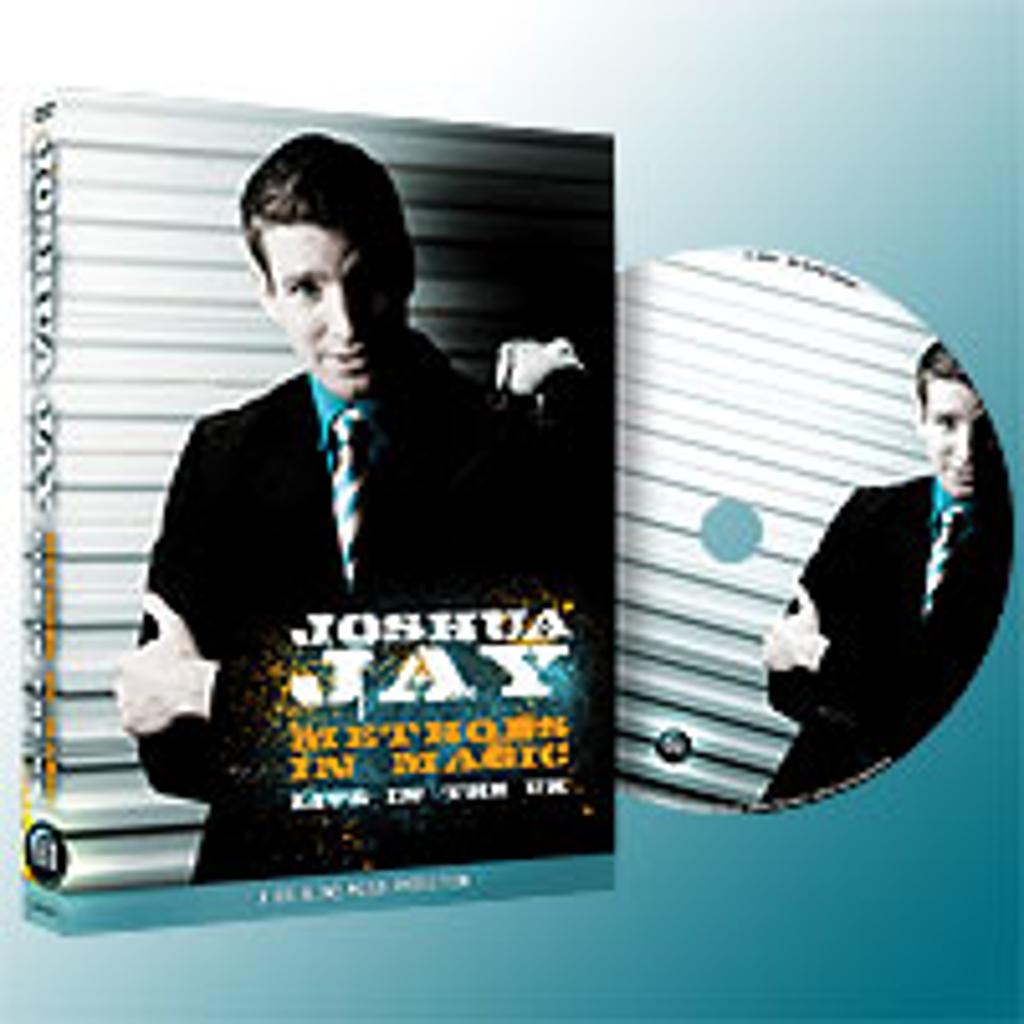 METHODS IN MAGIC (live in UK) Joshua Jay