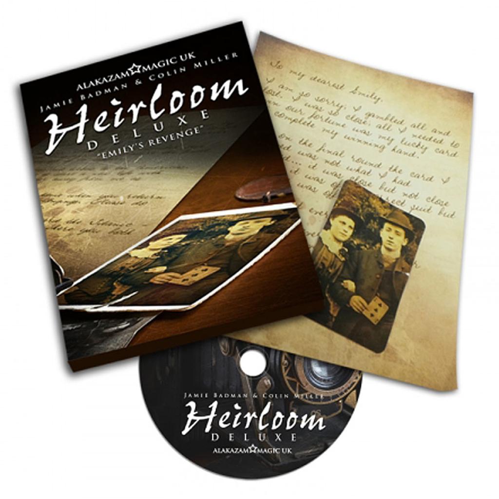 HEIRLOOM DELUXE - Colin Miller & Jamie Badman