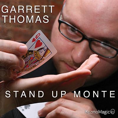 STAND UP MONTE - Garrett Thomas