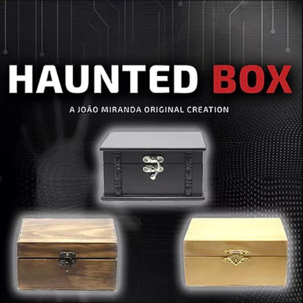 HAUNTED BOX - João Miranda