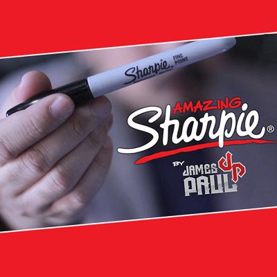 AMAZING SHARPIE - James Paul