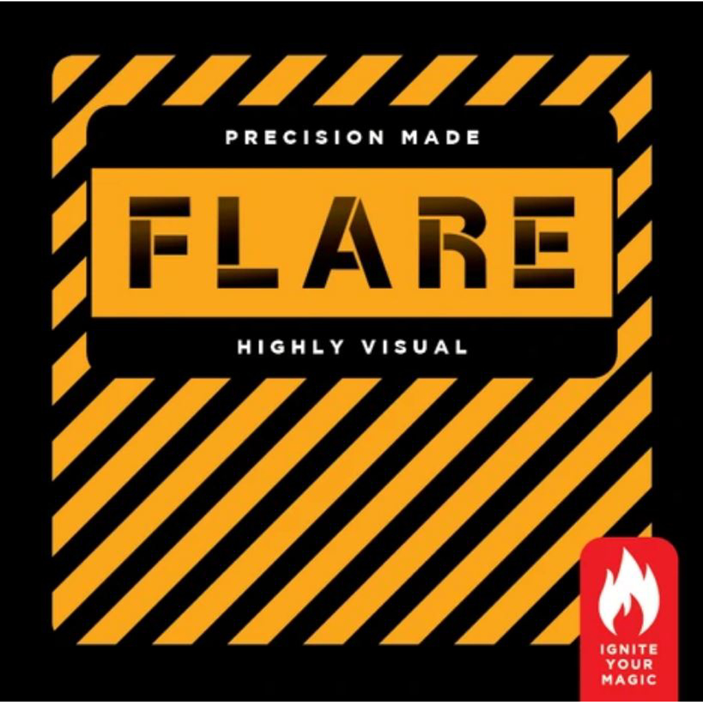 FLARE - Nicholas Lawrence