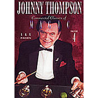 COMMERCIAL CLASSICS 4 - Johnny Thompson
