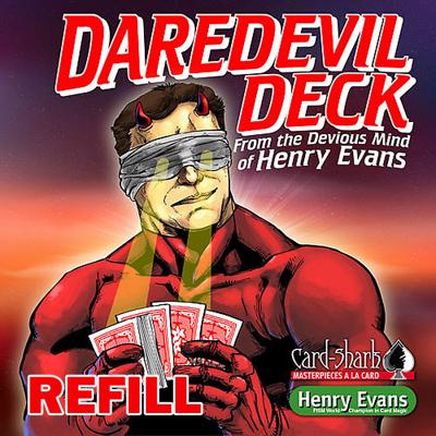 DAREDEVIL REFILL DECK