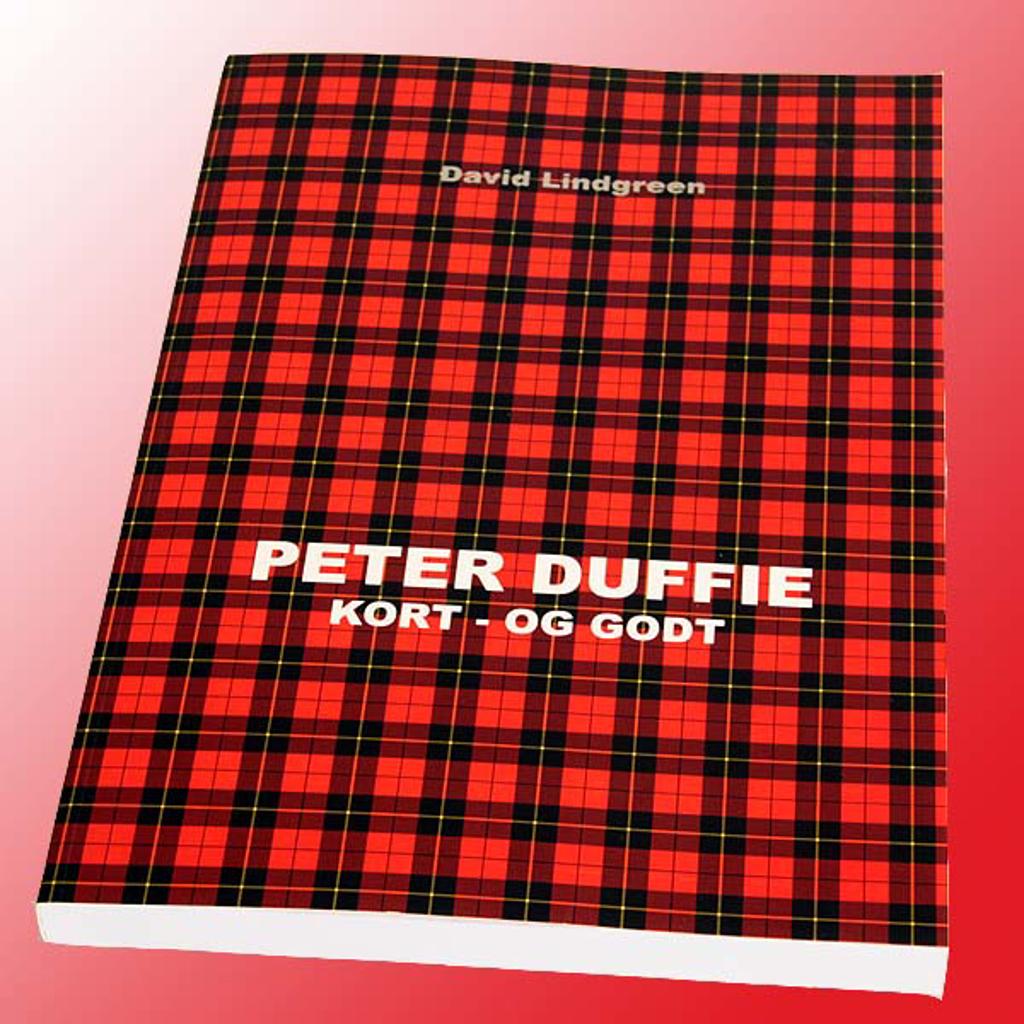 PETER DUFFIE (KORT OG GODT) - David Lindgreen