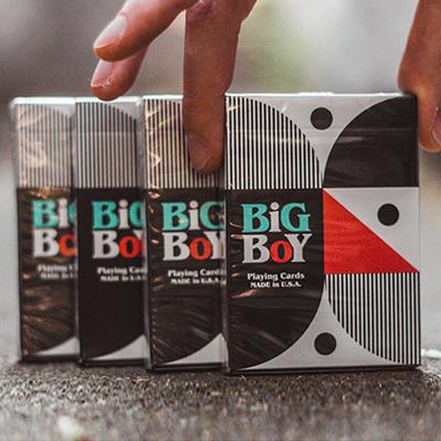 BIG BOY NO. 2 PLAYING CARDS - Toomas Pintson