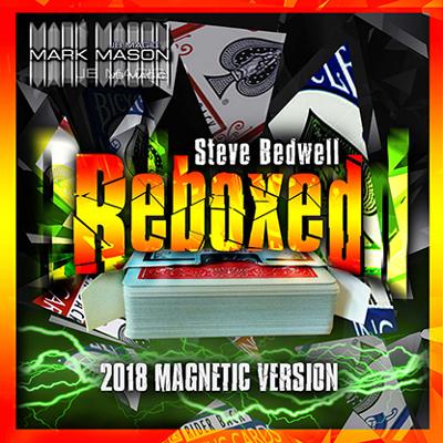 REBOXED MAGNETIC - Steve Bedwell & Mark Mason