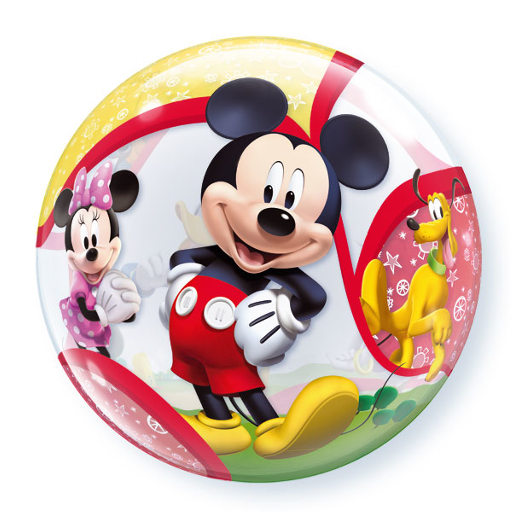 MICKEY & FRIENDS BUBBLE
