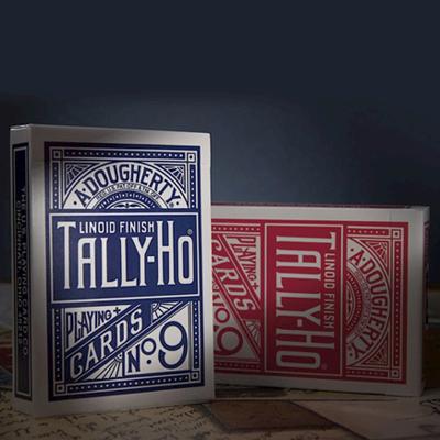 TALLY-HO PLAYING CARDS - Circle Back