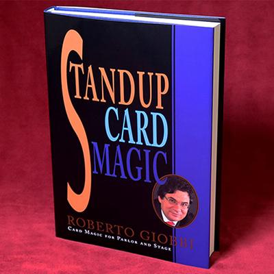 STAND UP CARD MAGIC - Roberto Giobbi