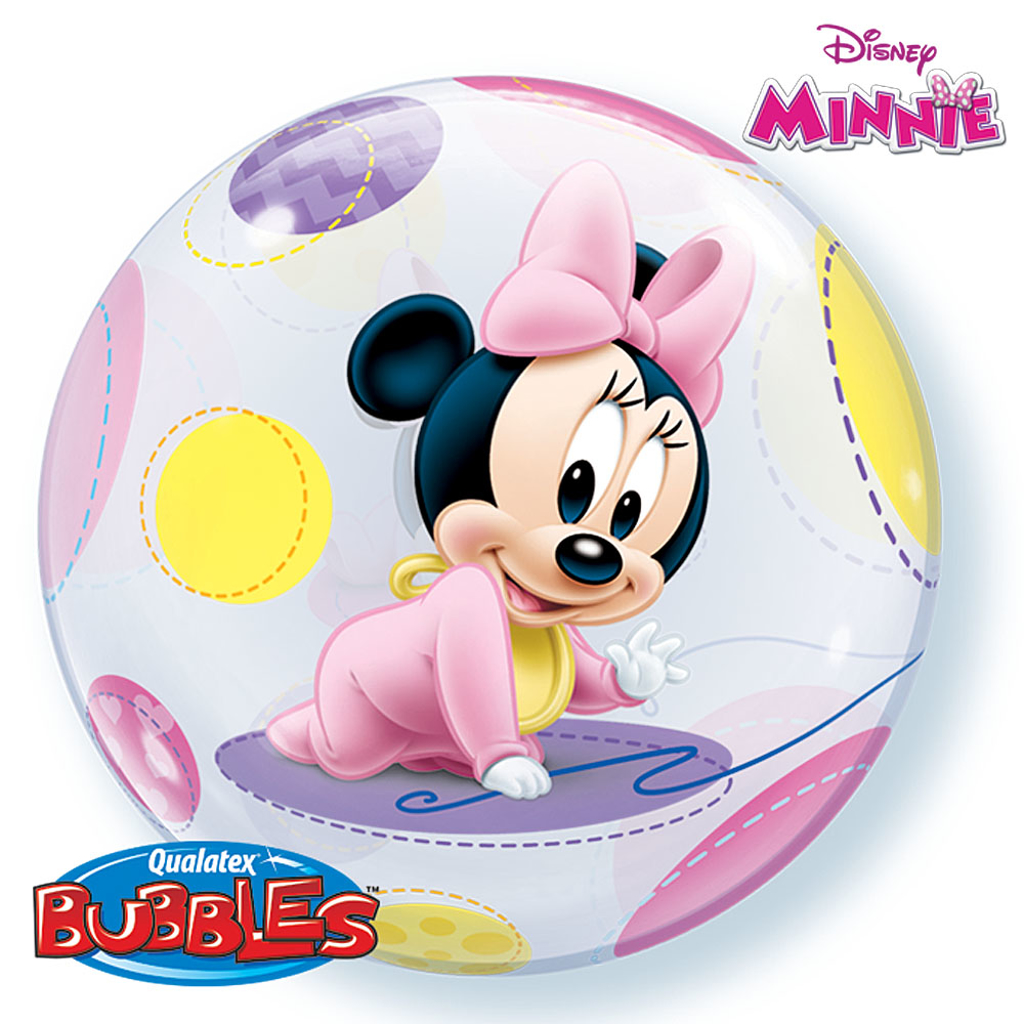 BABY MINNIE BUBBLE
