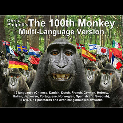 100th MONKEY - Chris Philpott