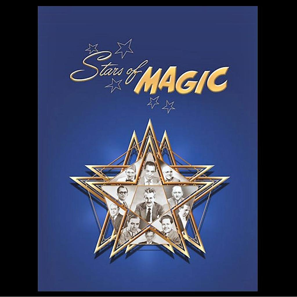 STARS OF MAGIC BOOK