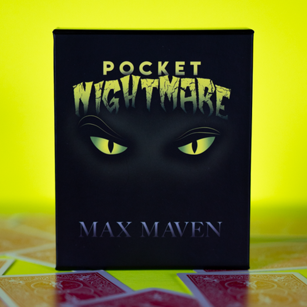 POCKET NIGHTMARE - Max Maven