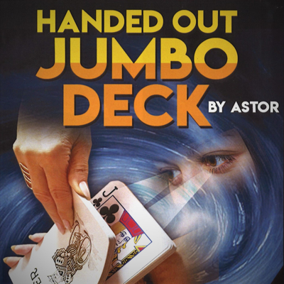 HANDED OUT JUMBO DECK - Astor