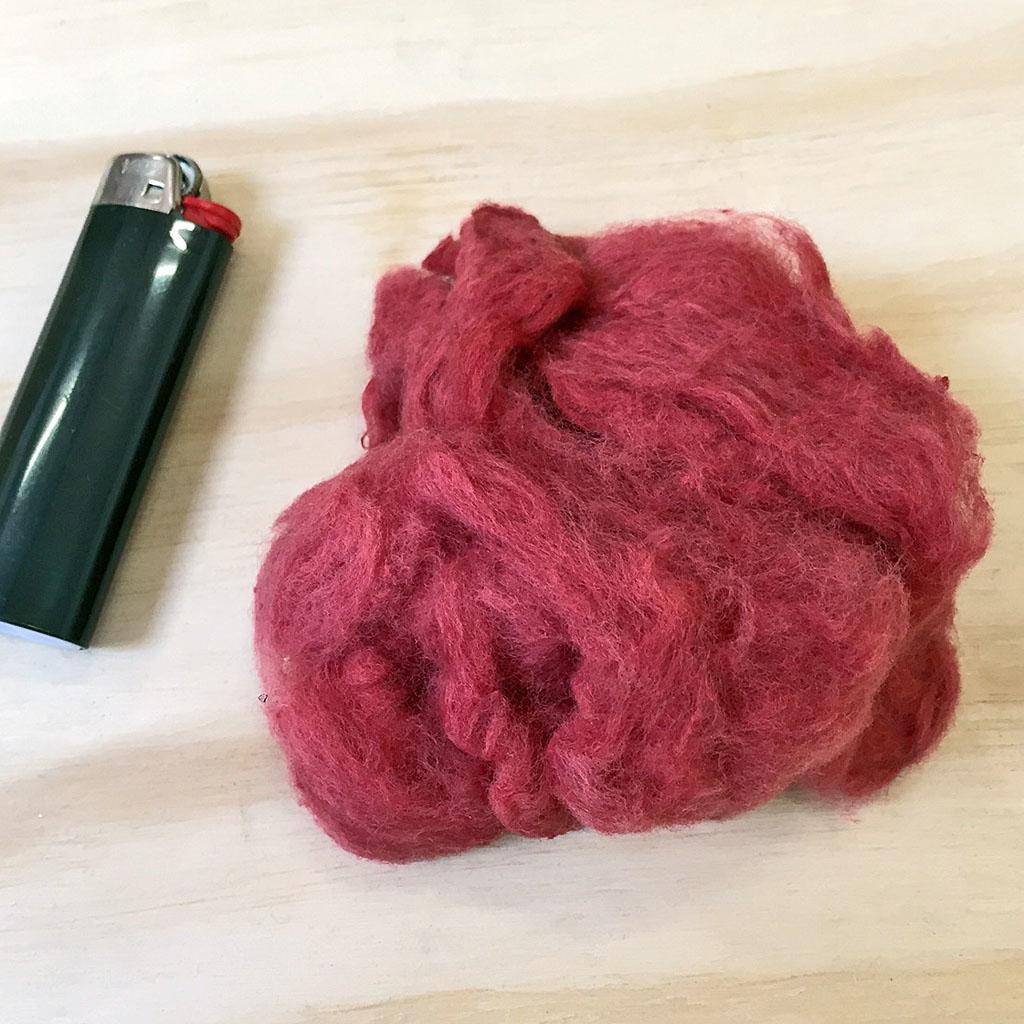FLASH COTTON - 5 gram - packed wet