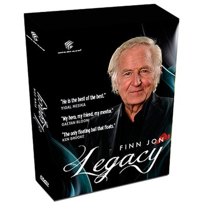 LEGACY DVD-BOX - Finn Jon